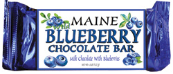 Wild Blueberry Candy Bar